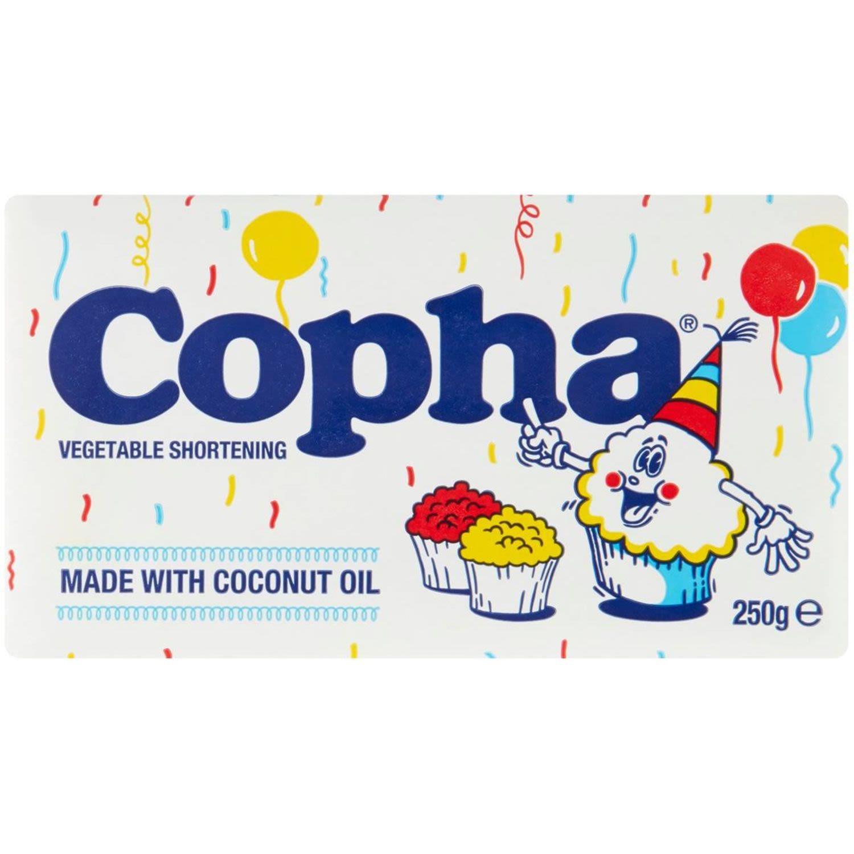 Copha Oil Solid Cooking Block, 250 Gram