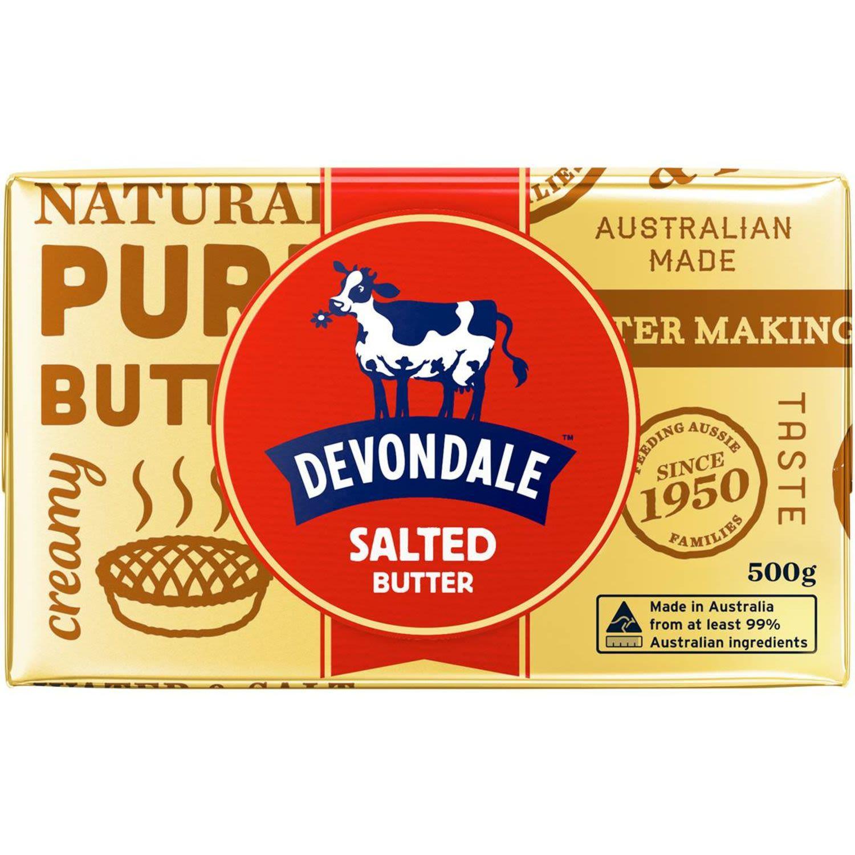 Devondale Butter, 500 Gram