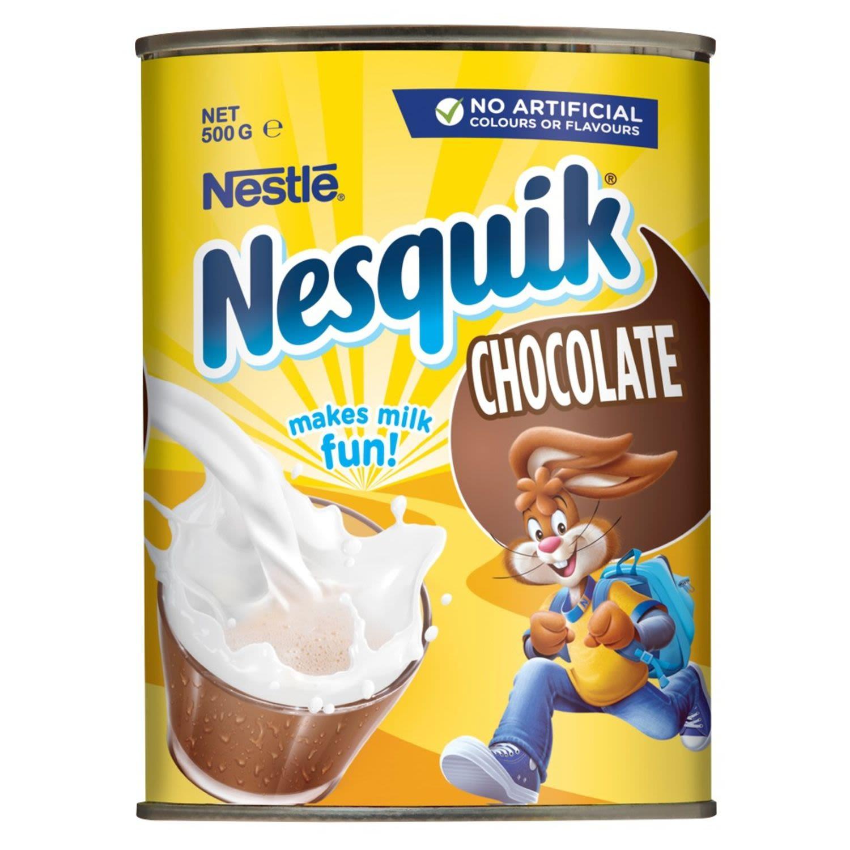Nesquik Chocolate, 500 Gram