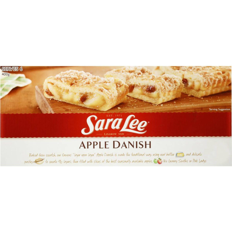 Sara Lee Apple Danish, 400 Gram