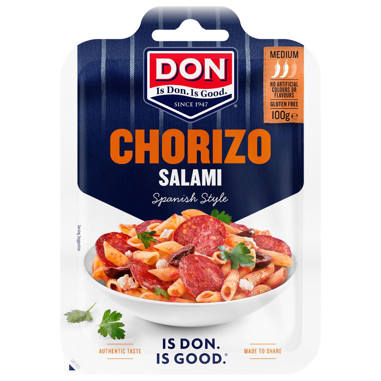 Don Salami Chorizo, 100 Gram