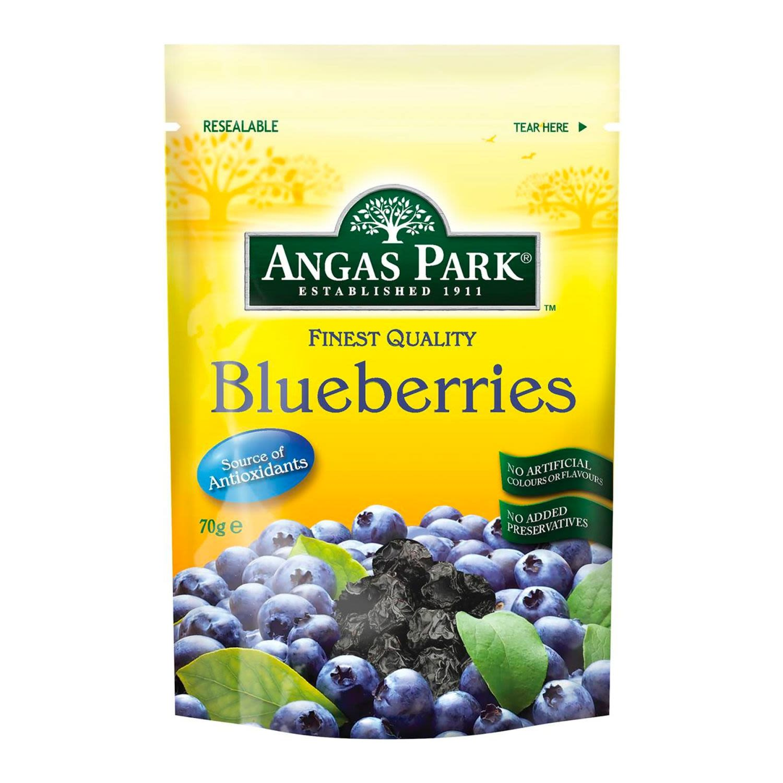 Angas Park Blueberries, 70 Gram