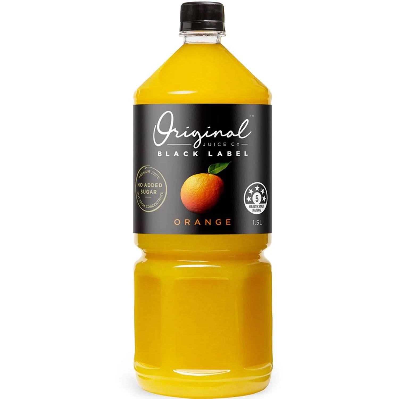 Original Juice Orange Juice, 1.5 Litre