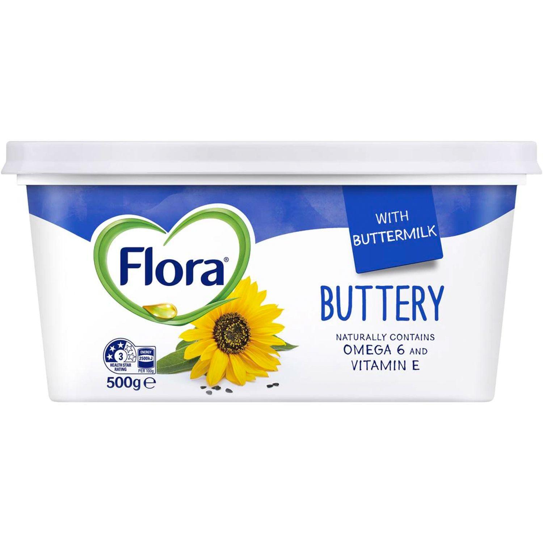 Flora Buttery Spread, 500 Gram