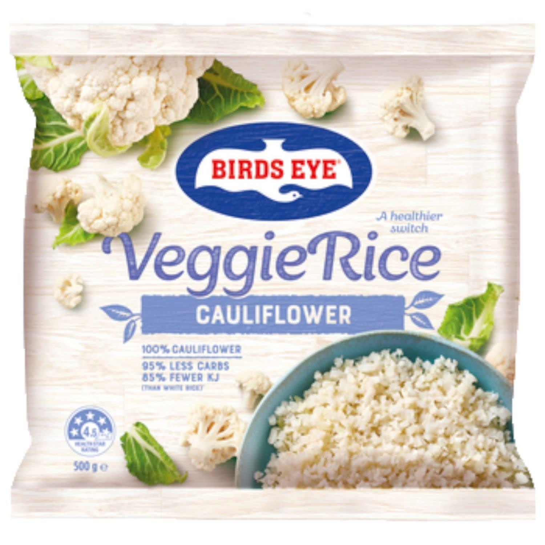 Birds Eye Cauliflower Rice, 500 Gram