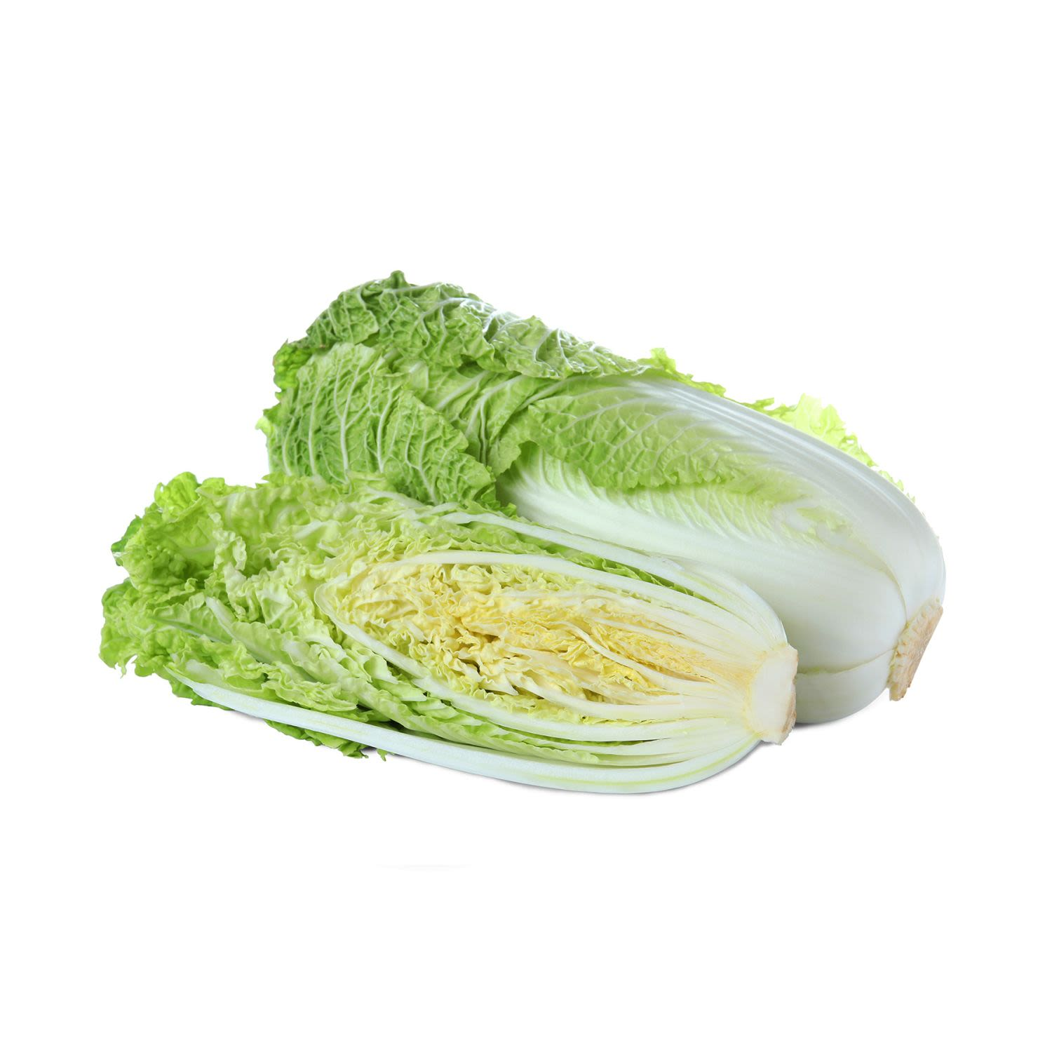 Chinese Cabbage Half, 1 Each