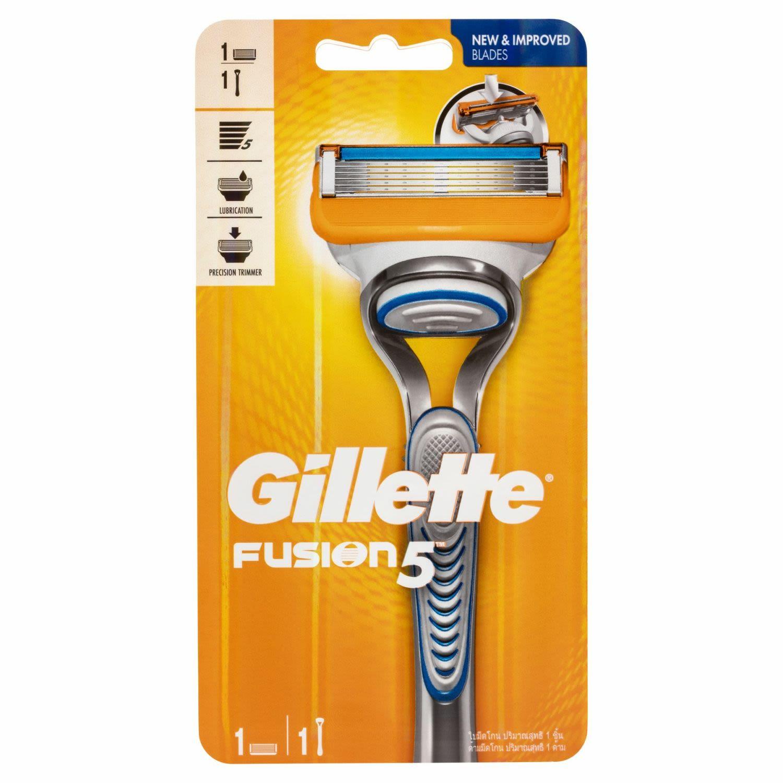 Gillette Fusion Shaving Razor, 1 Each