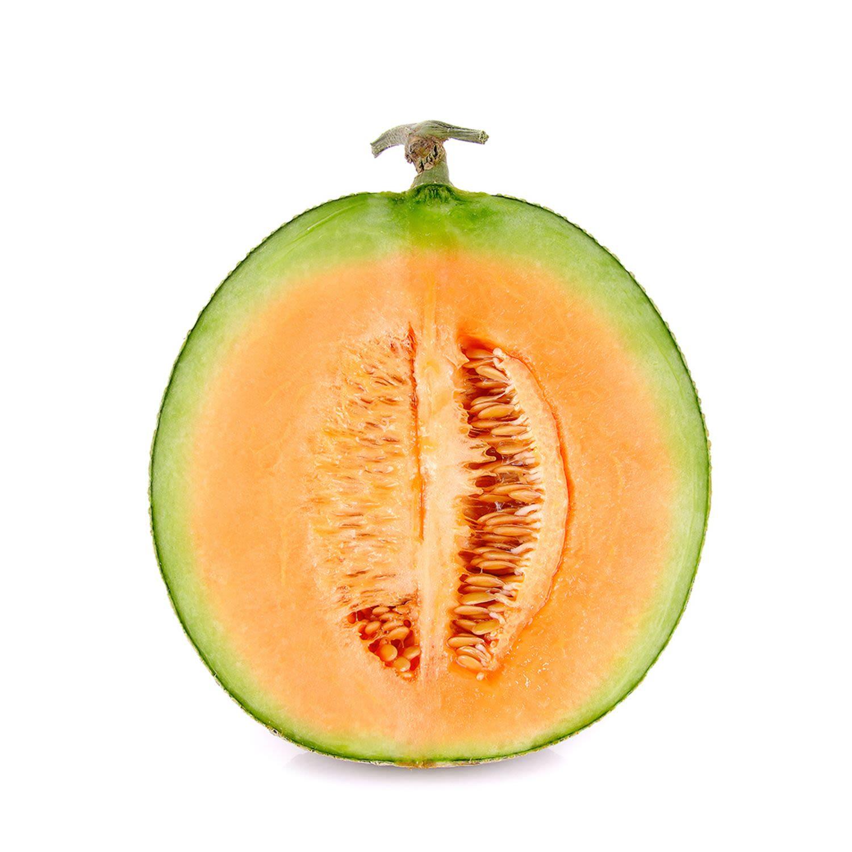 Fresh Rockmelon Half, 1 Each