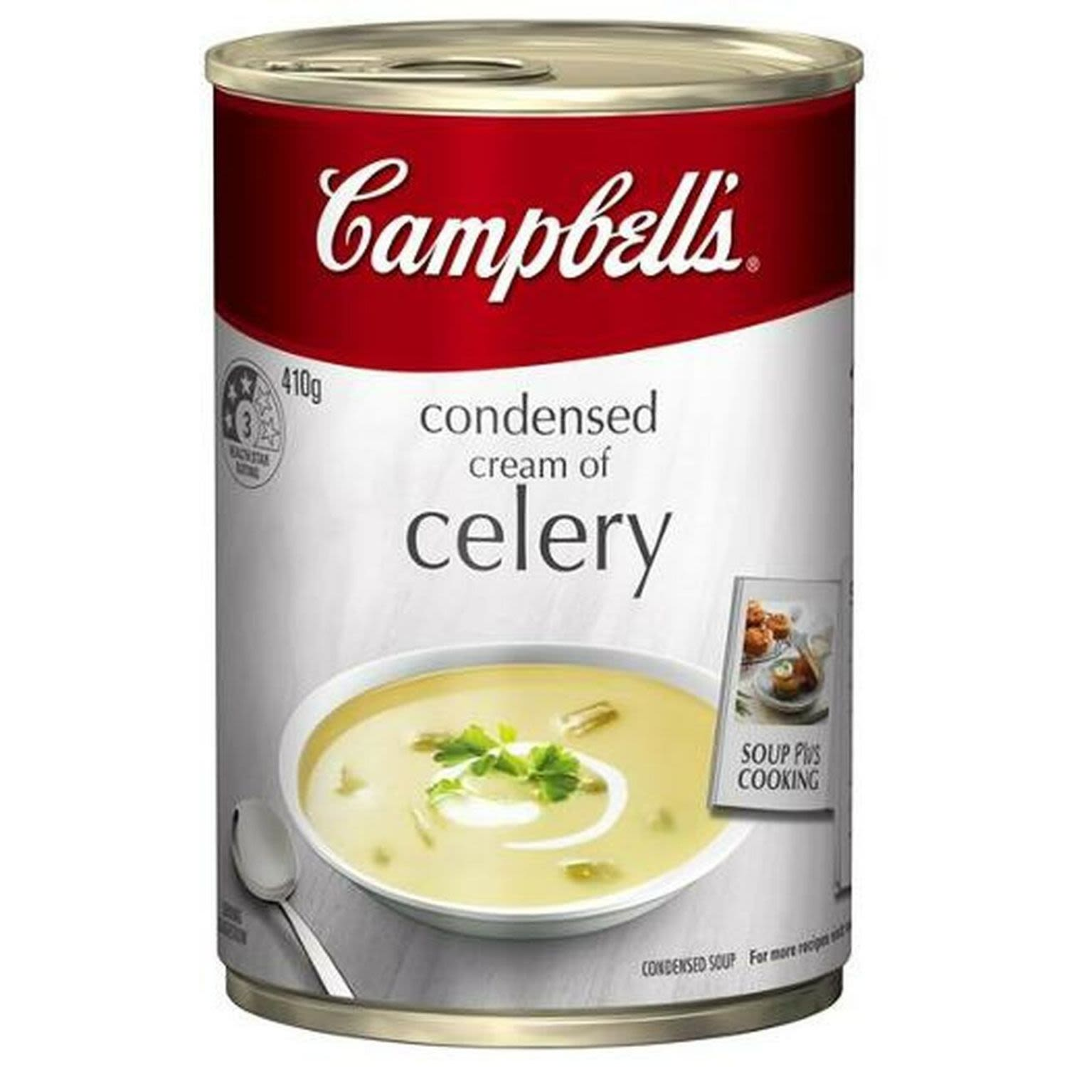 Campbell's Soup Condensed Cream of Celery, 410 Gram