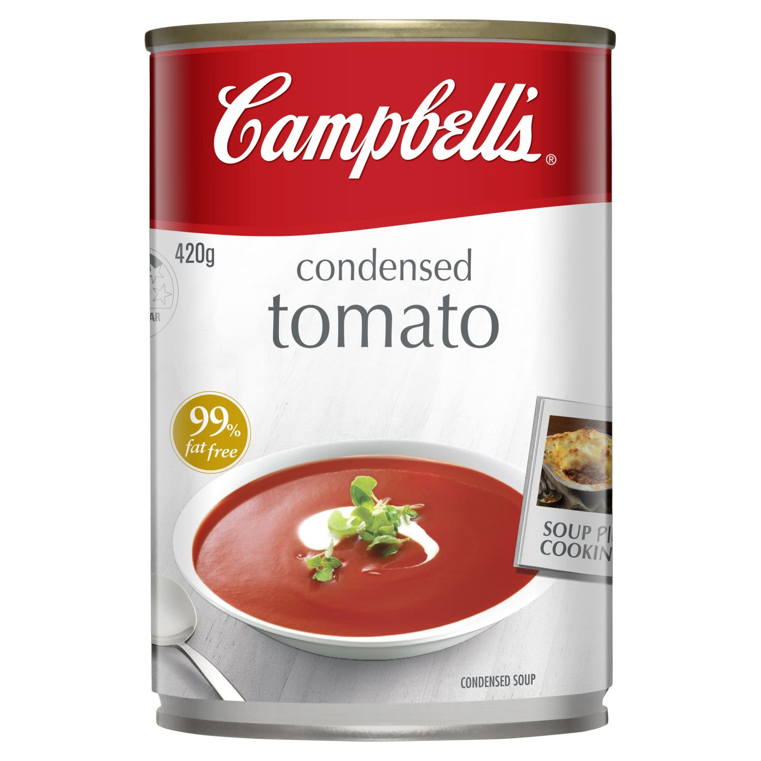Campbell's Condensed Soup Tomato, 420 Gram