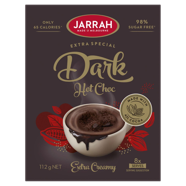 Jarrah Extra Special Dark Hot Choc, 8 Each