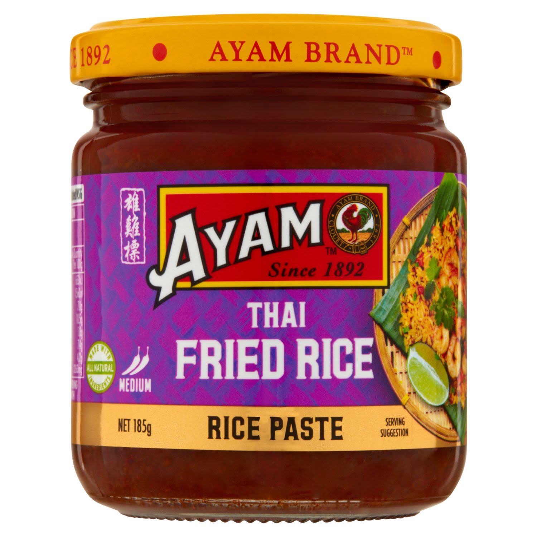 Ayam Thai Fried Rice Paste, 185 Gram