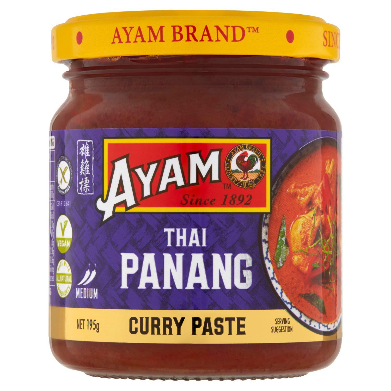 Ayam Panang Curry Paste Panang Curry, 195 Gram