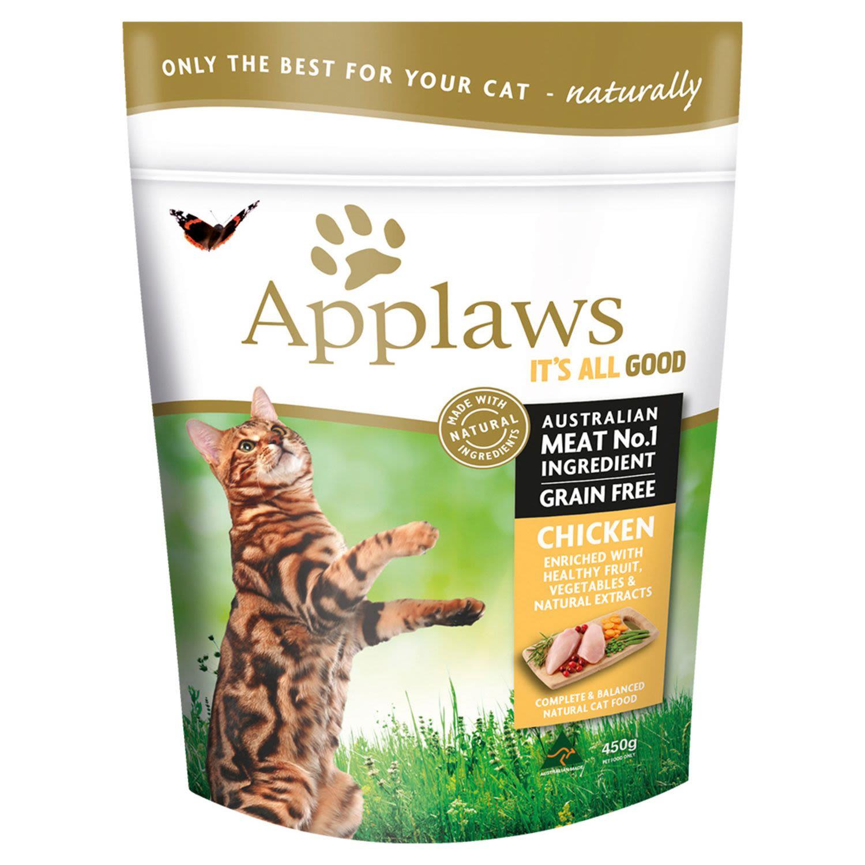 Applaws Cat Food Chicken Flavor, 450 Gram