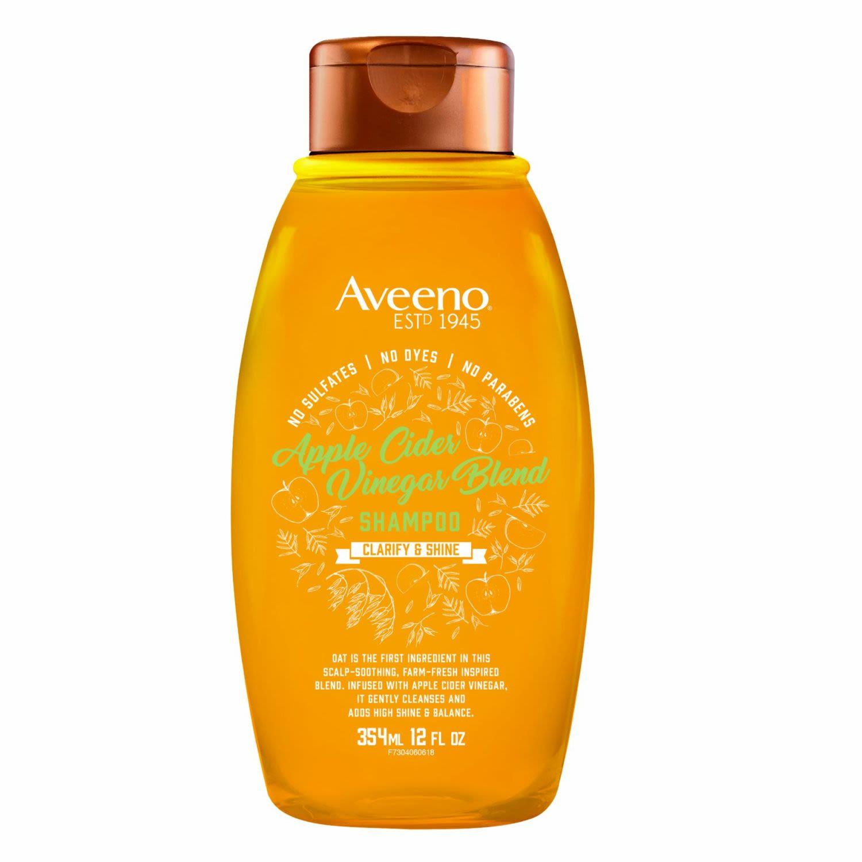 Aveeno Apple Cider Vinegar Blend Shampoo, 354 Millilitre