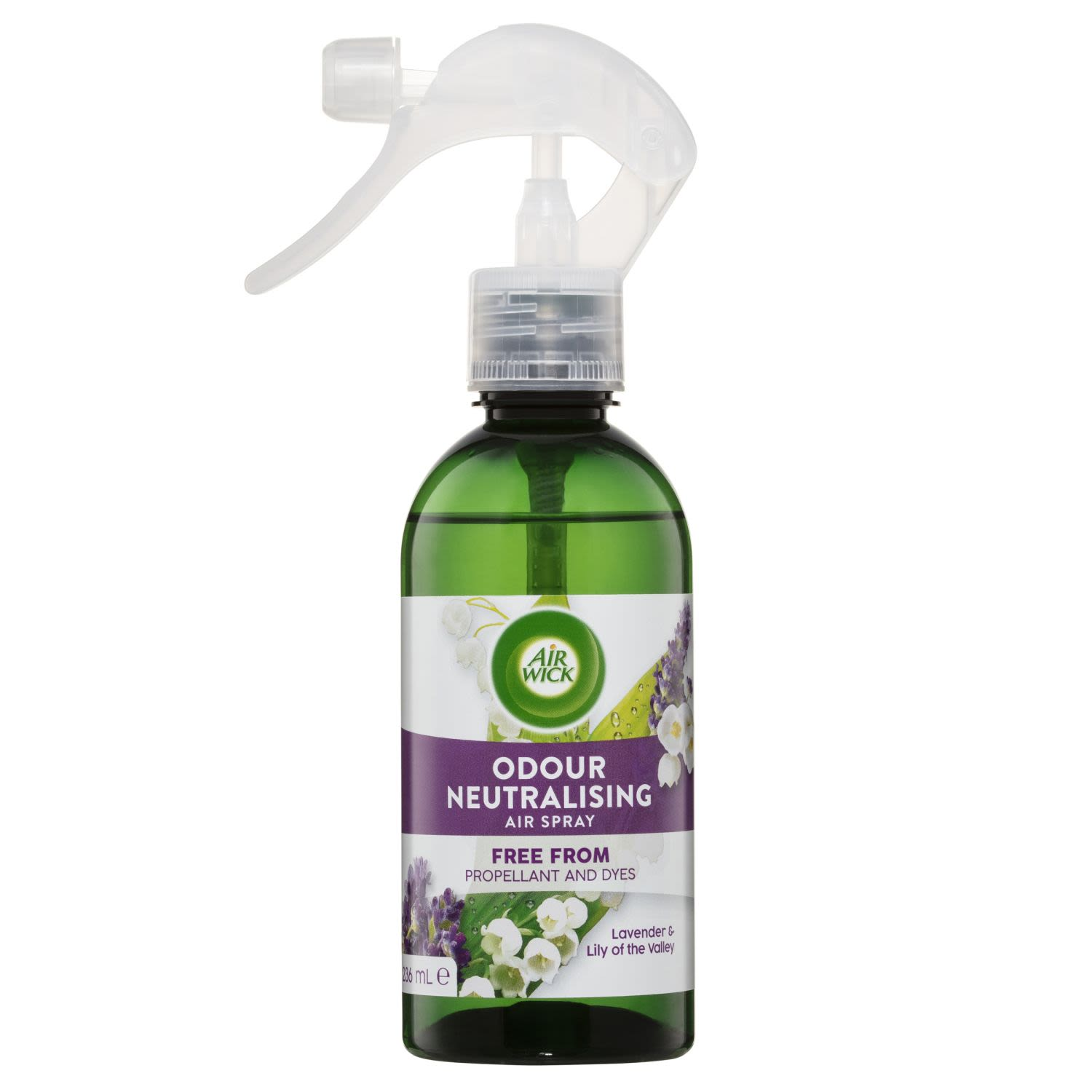 Air Wick Odour Neutralising Air Spray Lavender & Lily Of The Valley, 236 Millilitre