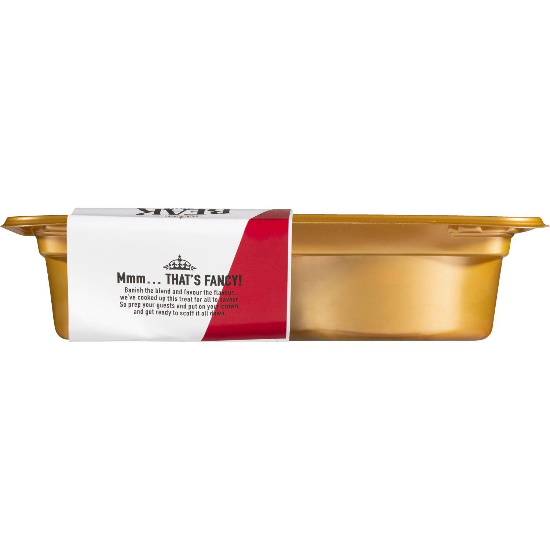 Beak & Sons Beak Beef Burgers, 500 Gram