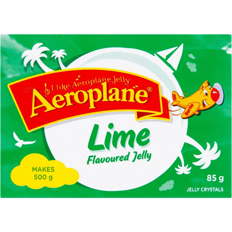 Aeroplane Original Jelly Lime, 85 Gram