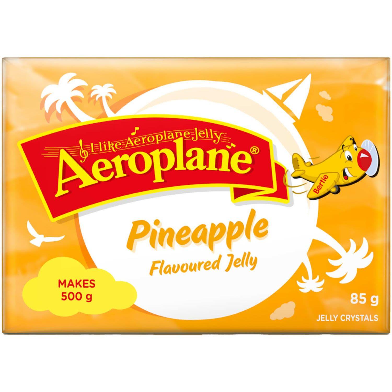 Aeroplane Original Jelly Pineapple, 85 Gram