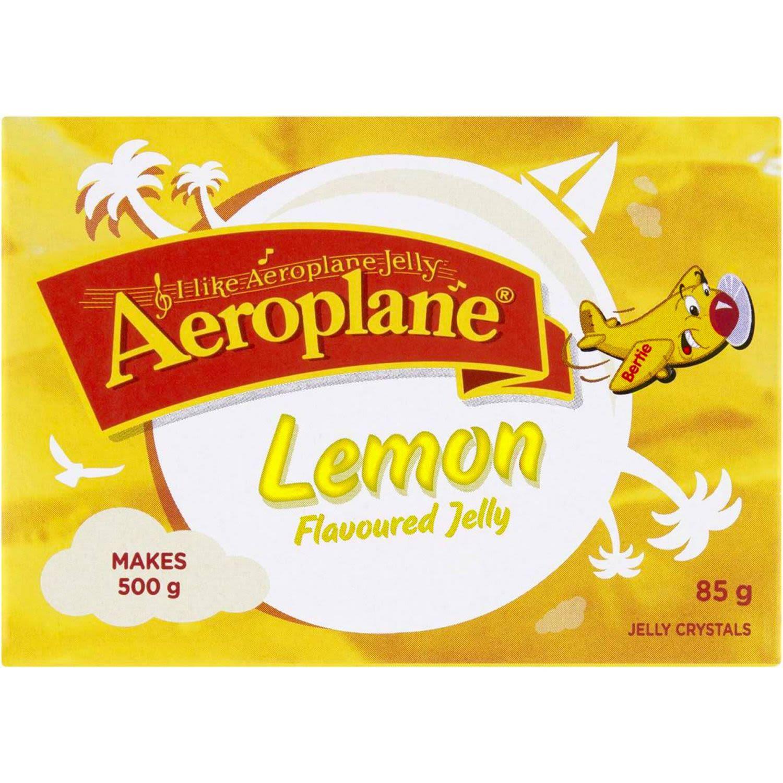 Aeroplane Original Jelly Lemon, 85 Gram