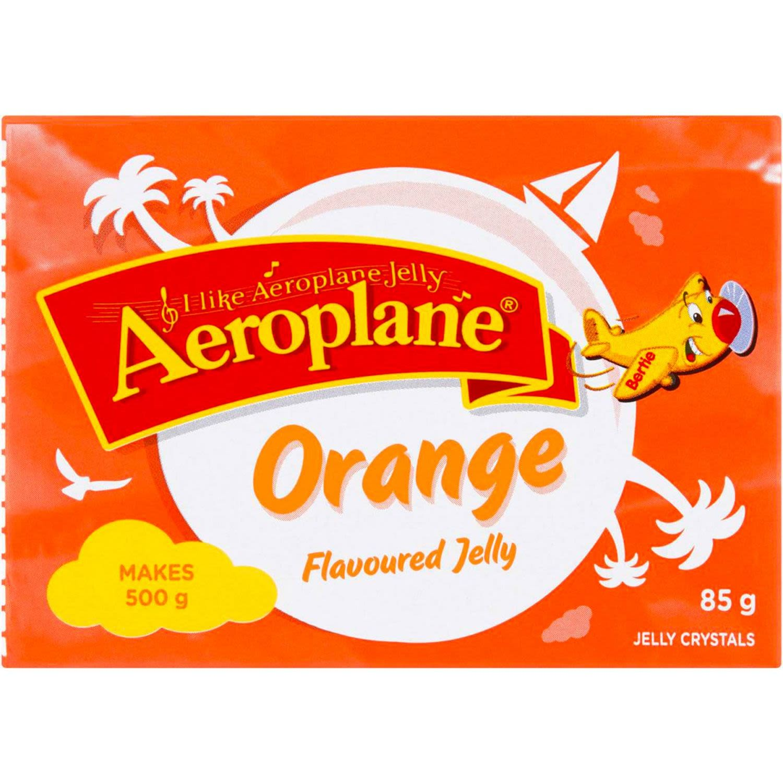 Aeroplane Original Jelly Orange, 85 Gram