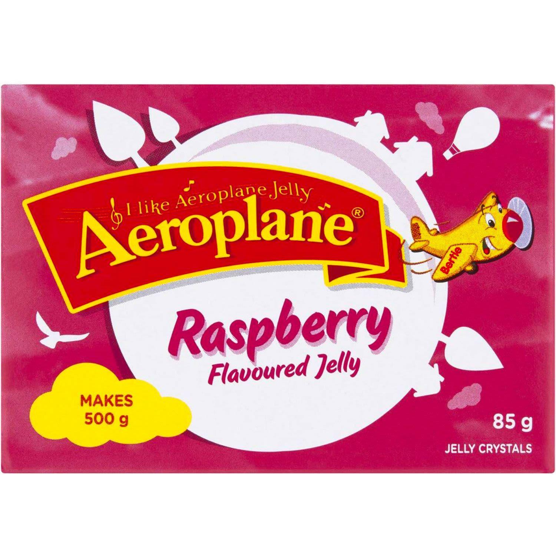 Aeroplane Original Jelly Raspberry, 85 Gram