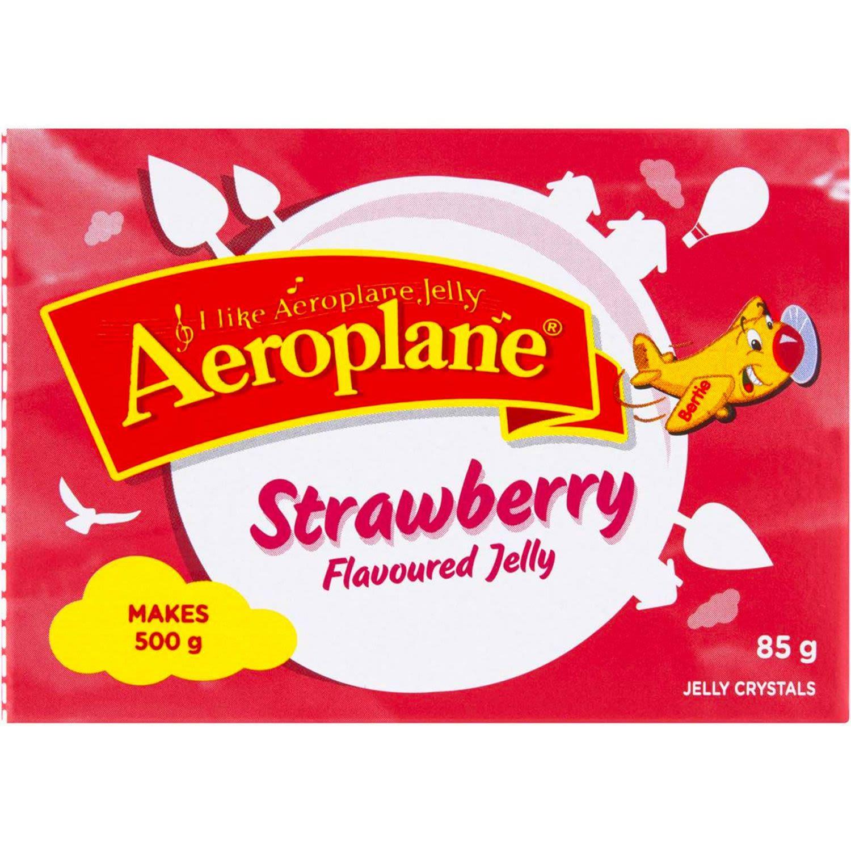 Aeroplane Original Jelly Strawberry Surprise, 85 Gram
