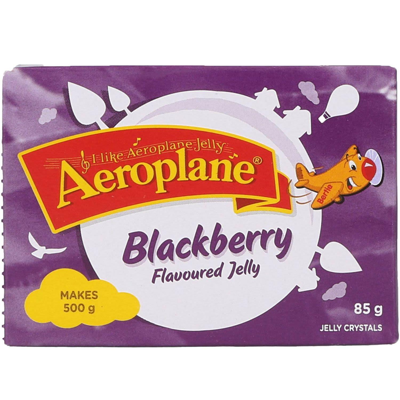 Aeroplane Original Jelly Blackberry, 85 Gram