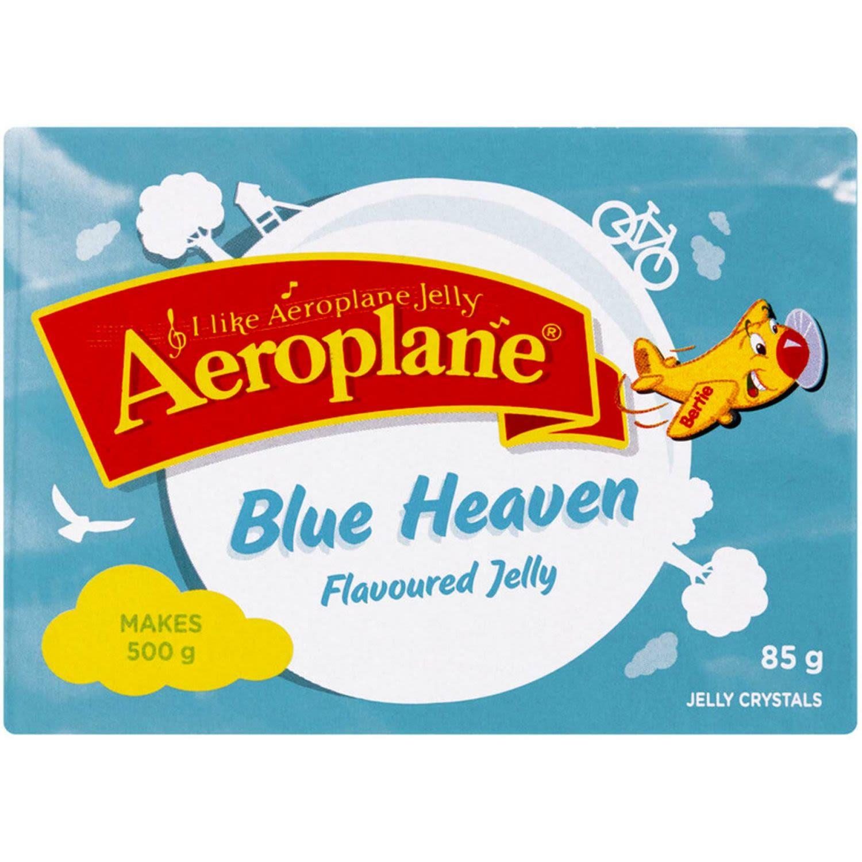 Aeroplane Original Jelly Blue Heaven, 85 Gram
