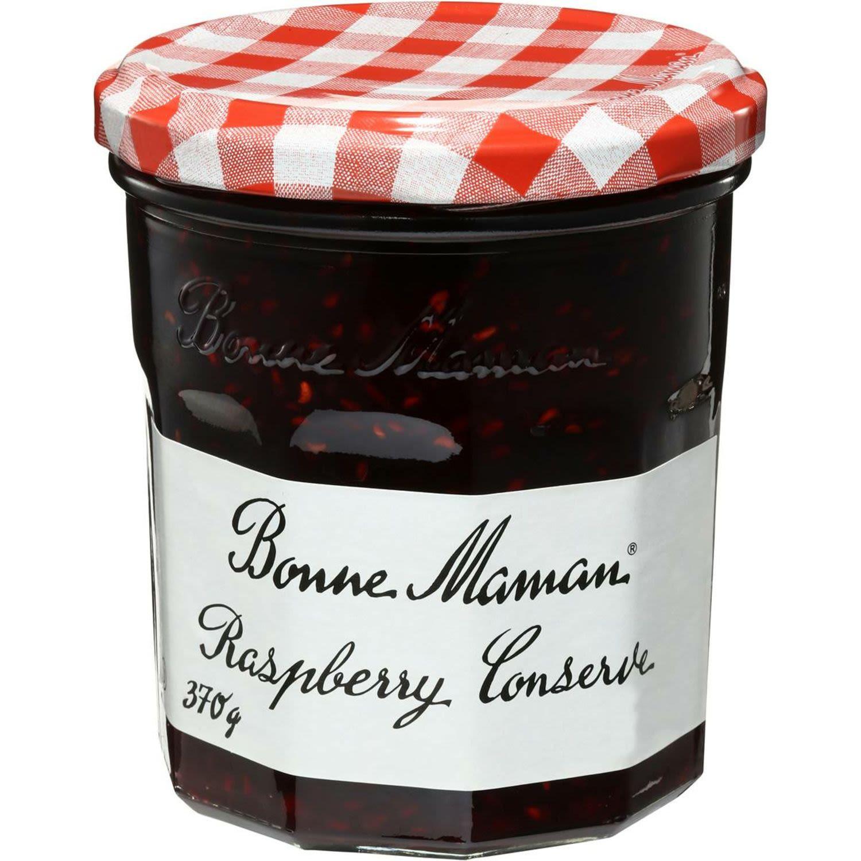 Bonne Maman Raspberry Jam, 370 Gram
