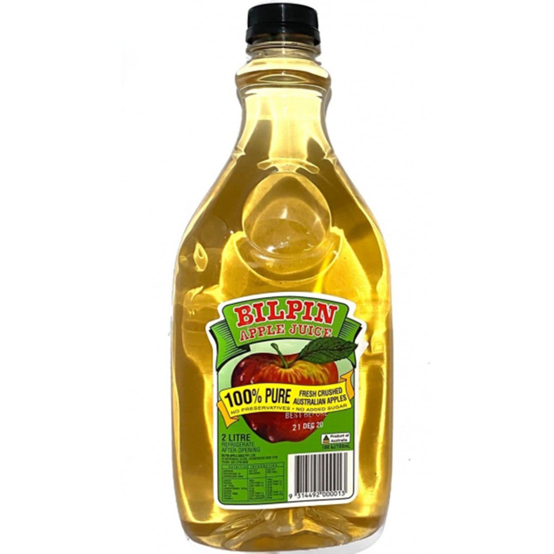 Bilpin Juice Apple, 2 Litre