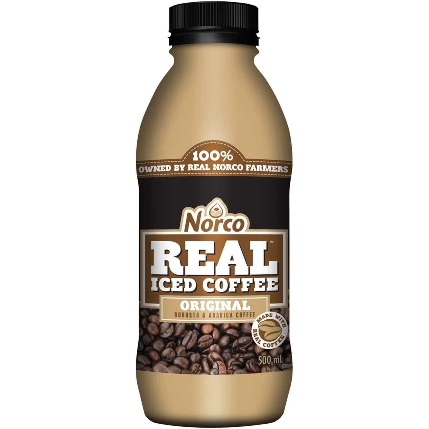 Norco Milk Real Iced Coffee Original, 500 Millilitre