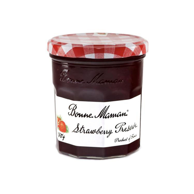 Bonne Maman Strawberry Conserve, 370 Gram