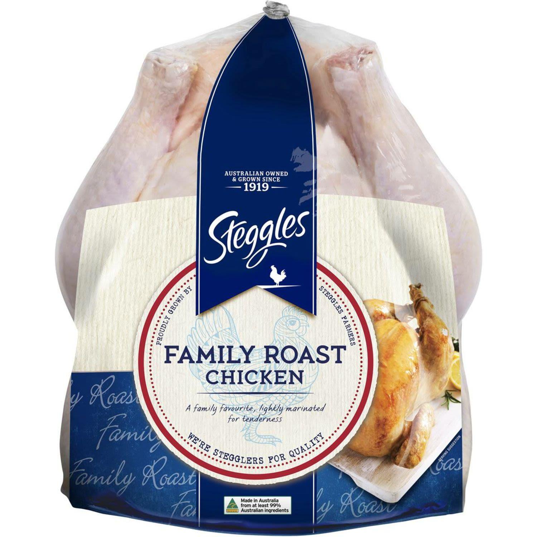 Steggles Chicken E-Bag, 1.2 Kilogram