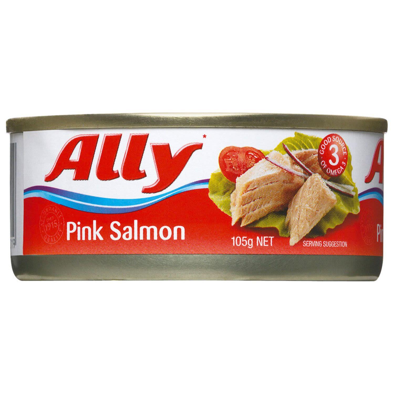 Ally Salmon Pink, 105 Gram