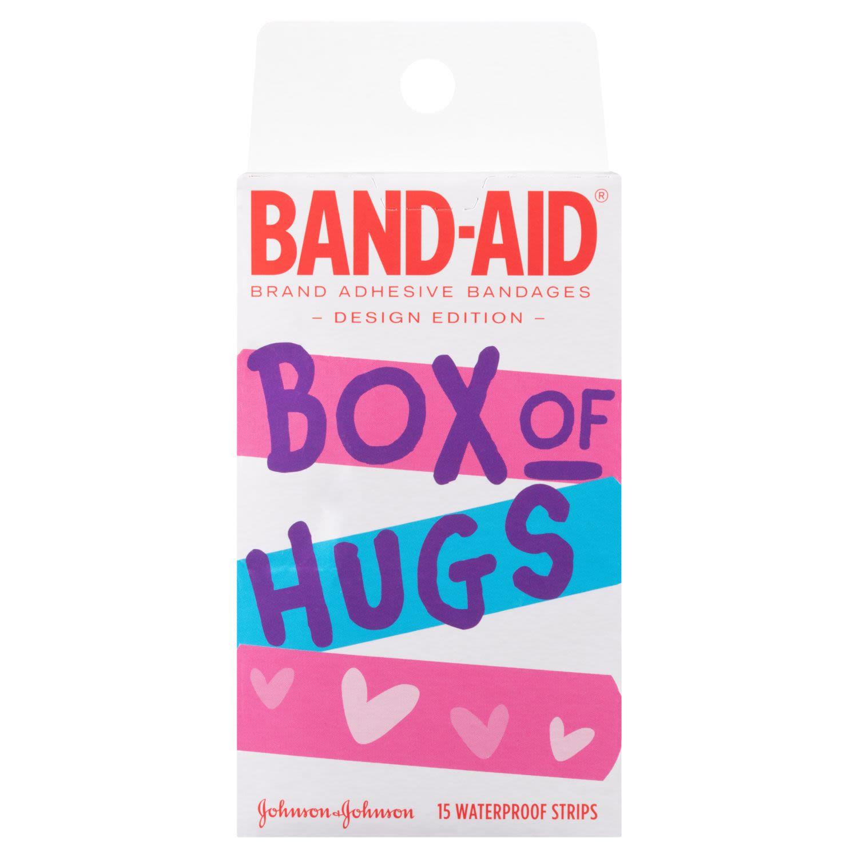 Band-Aid Box of Hugs, 15 Each