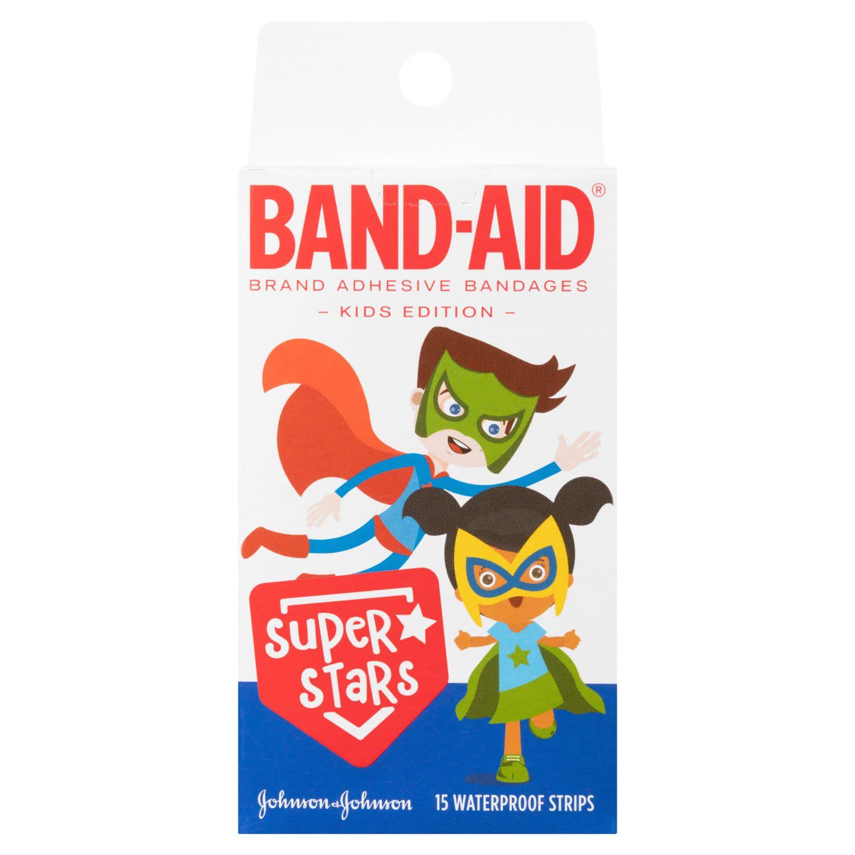 Band-Aid Super Stars, 15 Each