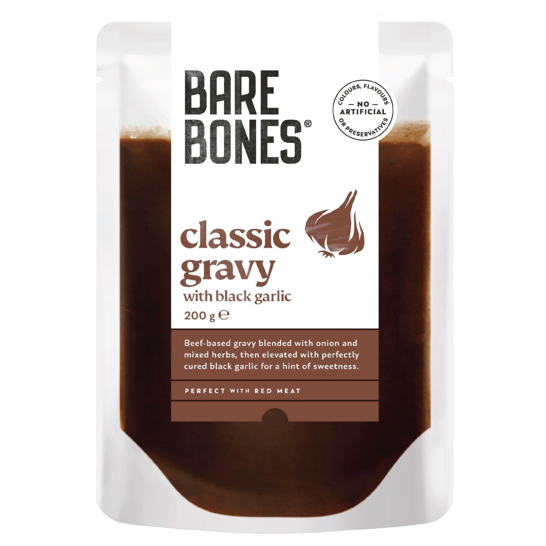 Bare Bones® Classic Gravy with Black Garlic, 200 Gram
