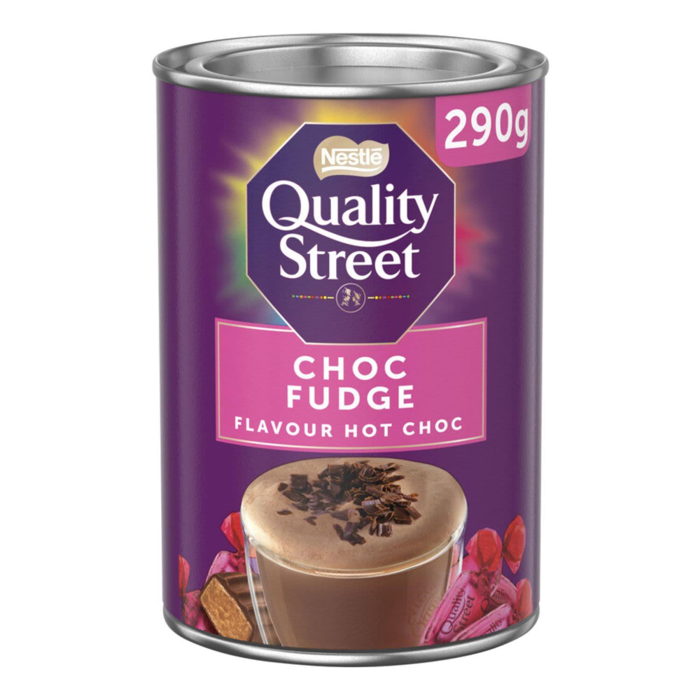 Nestle Quality Street Hot Chocolate Fudge, 290 Gram
