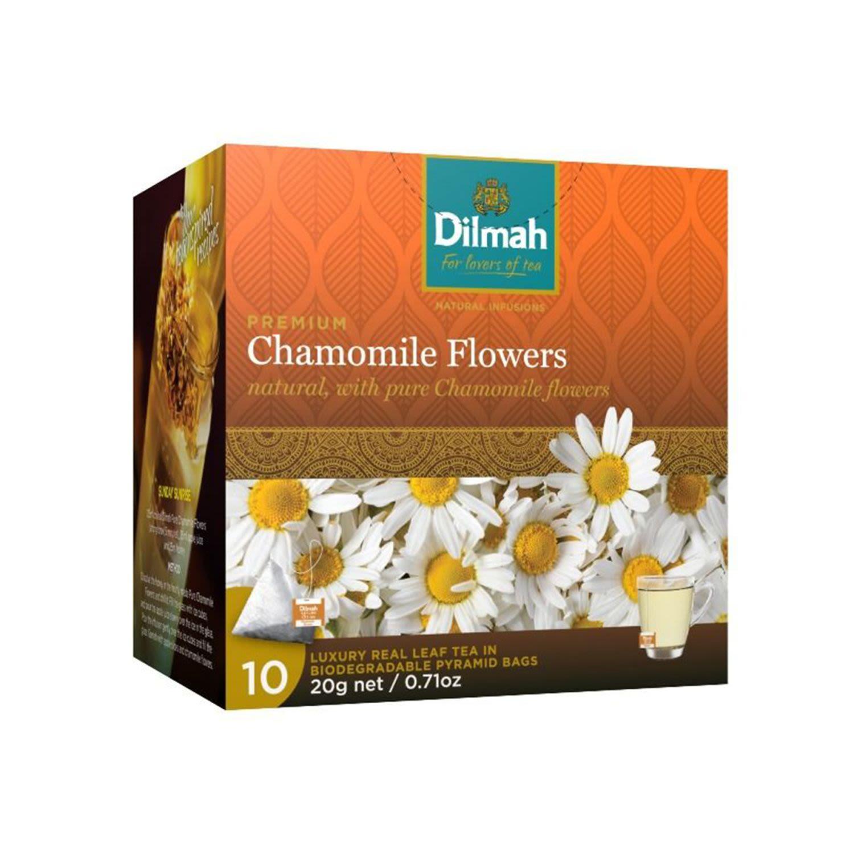 Dilmah Inspiration Chamomile Tea Bags, 10 Each
