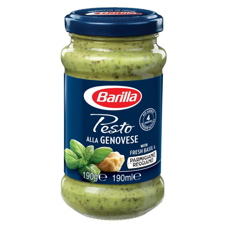 Barilla Pesto alla Genovese, 190 Gram
