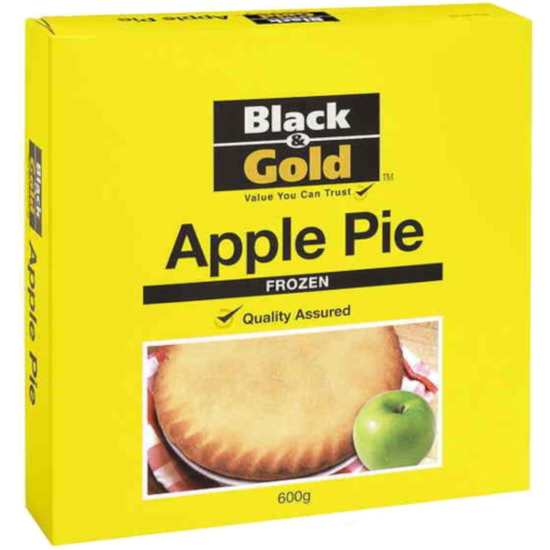 Black & Gold Apple Pie, 600 Gram