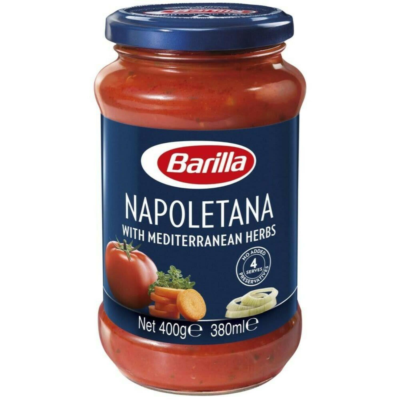 Barilla Napoletana Pasta Sauce, 400 Gram