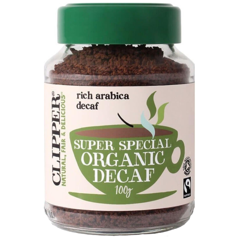 Clipper Super Special Organic Decaf, 100 Gram