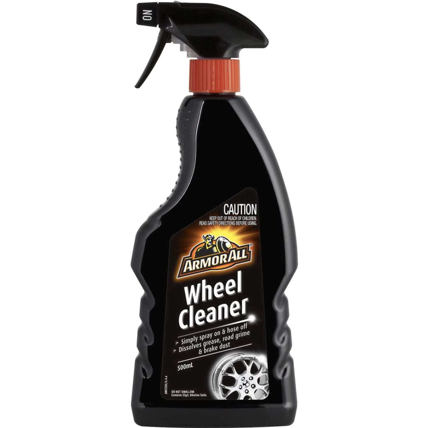 Armor All Car Care All Wheel Cleaner, 500 Millilitre