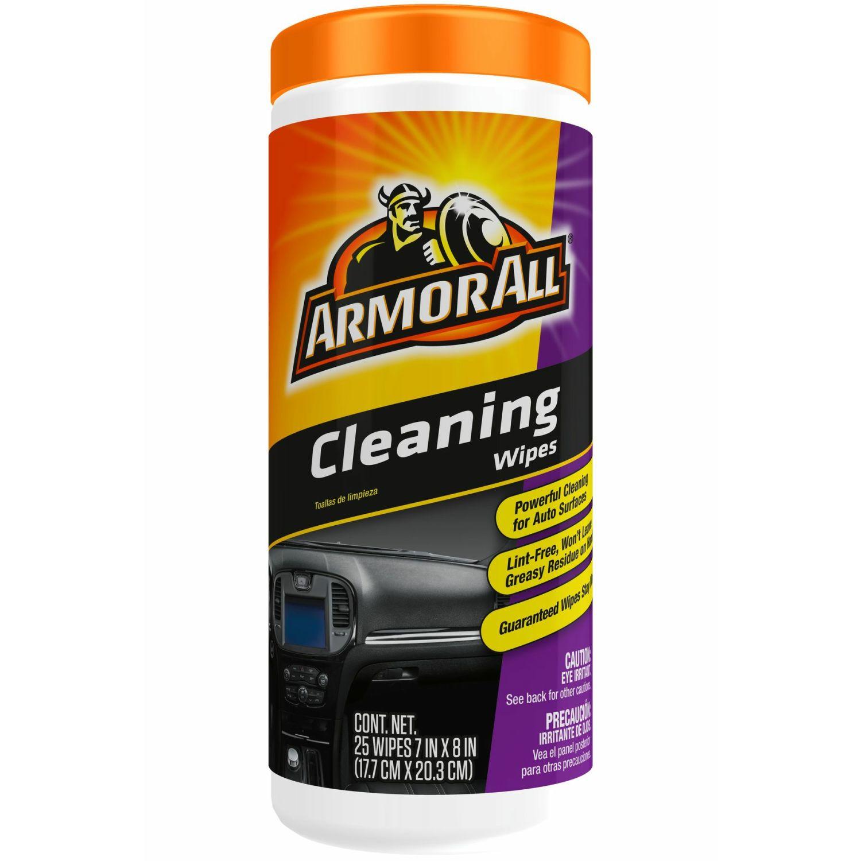 Armor All Clean Wipes Multi Purpose, 1 Each