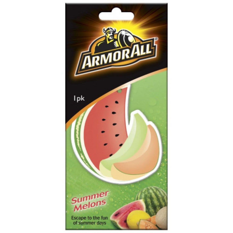 Armor All Air Freshener Card Melon, 1 Each