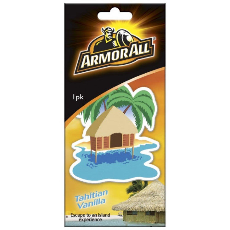 Armor All Air Freshener Card Vanilla, 1 Each
