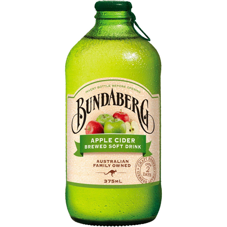 Bundaberg Apple Cider, 375 Millilitre