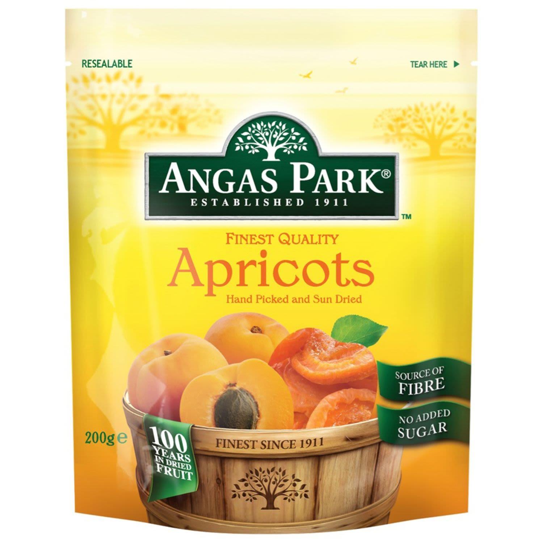 Angas Park Apricots, 200 Gram